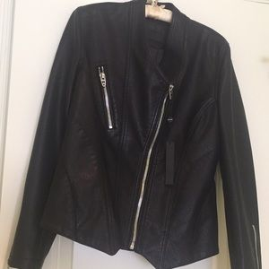 NEW!! Cute REAL Leather Jacket
